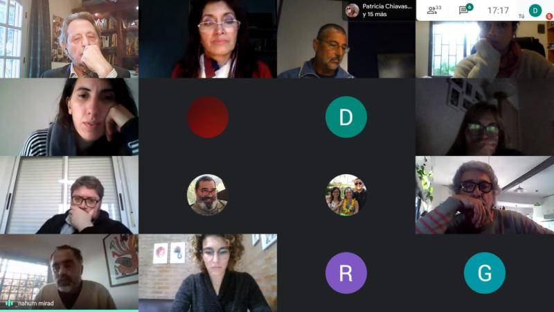 Avances, diálogo y espacios de formación
