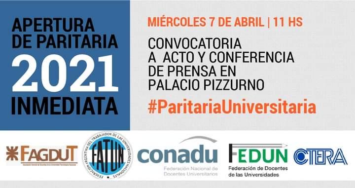 Declaración Frente Gremial Universitario