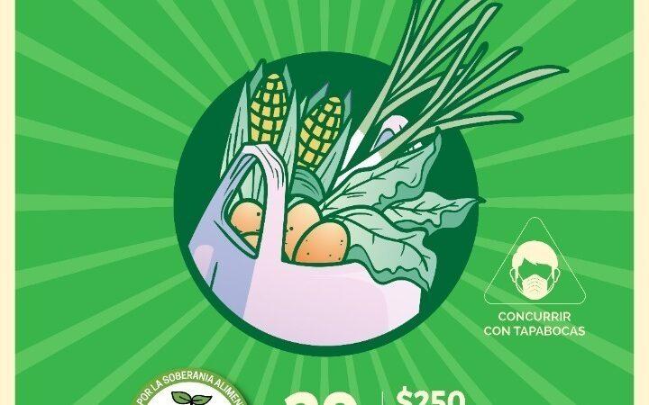 La Mesa de Soberanía Alimentaria prepara un Nuevo Bolsón