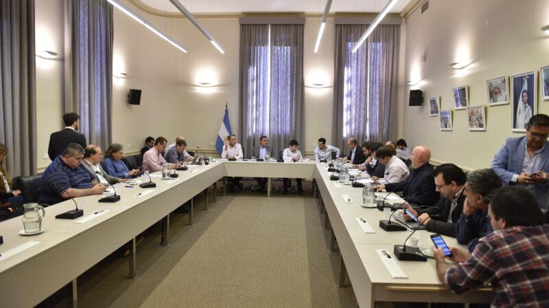 Paritaria: FEDUN presento necesidades docentes en la reunión que mantuvo con el Ministerio de Educación de la Nación
